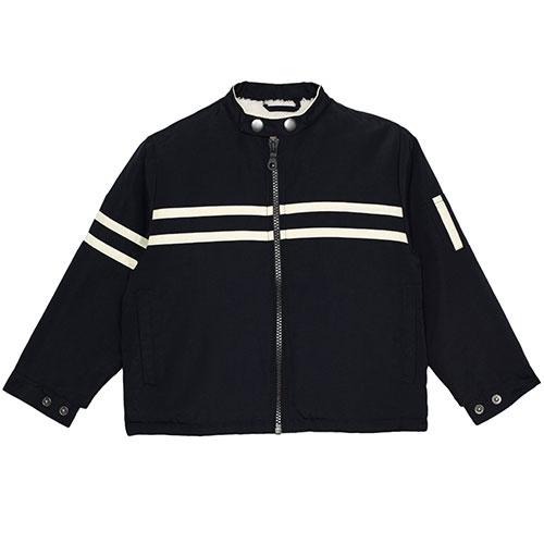 Wild & Gorgeous Biker Jacket Black (Jas)-1