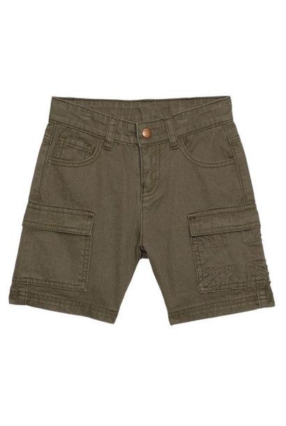 Wild & Gorgeous Cargo Shorts Khaki (Korte broek)