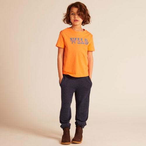 Wild & Gorgeous Wild Tee Orange (t-shirt)-3