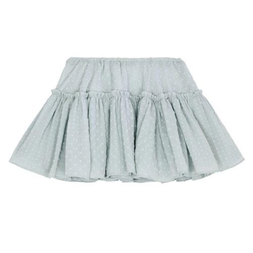 Wild & Gorgeous Can Can Skirt Blue (rok)-3