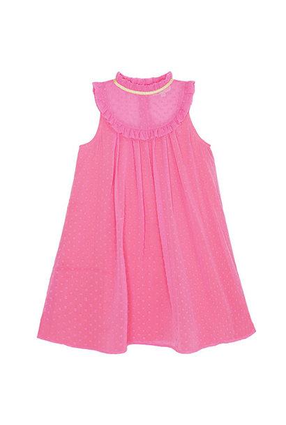 Wild & Gorgeous July Crush Dress Pink (Jurk)