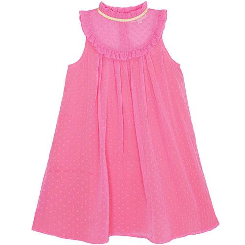 Wild & Gorgeous July Crush Dress Pink (Jurk)-1
