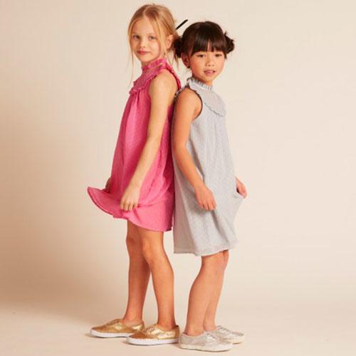 Wild & Gorgeous July Crush Dress Pink (Jurk)-4