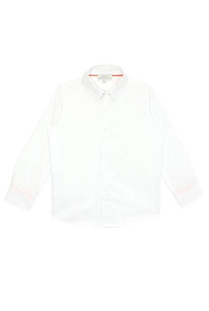 Wild & Gorgeous Sharp Blouse White (Shirt)
