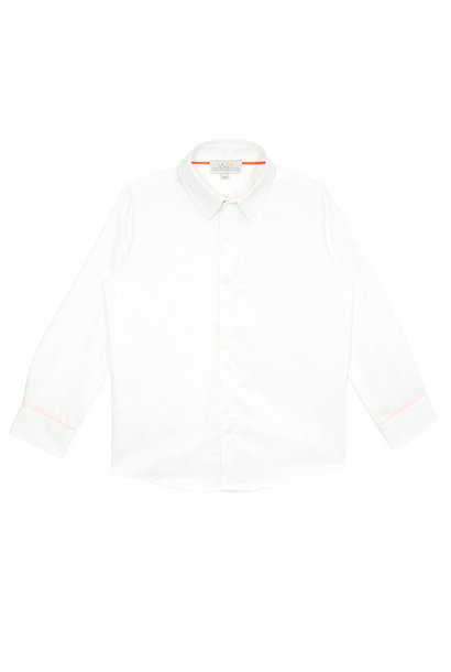 Wild & Gorgeous Sharp Blouse White (Shirt)