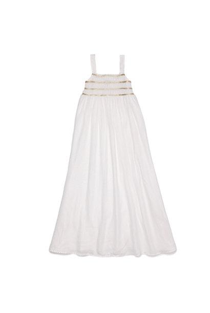 Wild & Gorgeous Sugar Almond Dress Cream (Jurk)