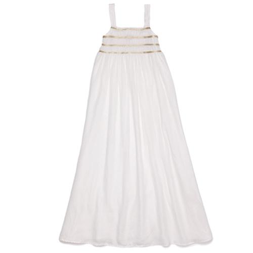 Wild & Gorgeous Sugar Almond Dress Cream (Jurk)-1