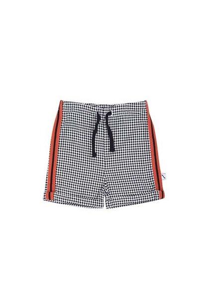 CarlijnQ Mini Checkers Bermuda (Korte broek)