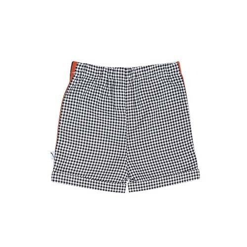 CarlijnQ Mini Checkers Bermuda (Korte broek)-3