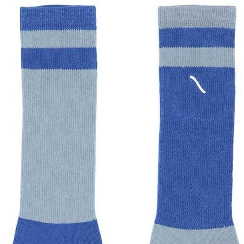 CarlijnQ Knee Socks Light Blue / Blue (Sokken)-4