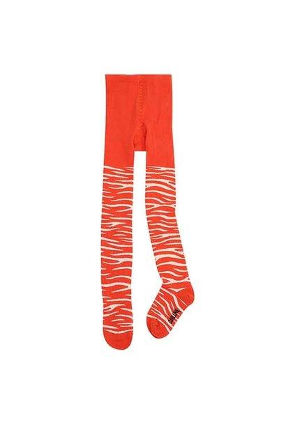 CarlijnQ Tights Red Tiger (Maillot)