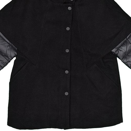 i leoncini Girl Jacket Black (Jas)-3