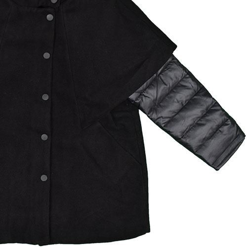 i leoncini Girl Jacket Black (Jas)-4