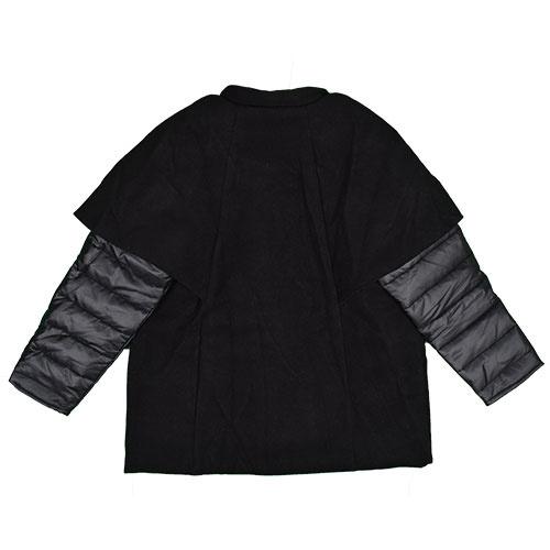 i leoncini Girl Jacket Black (Jas)-5