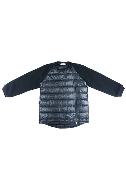 i leoncini Boy Jacket Black (Jas)