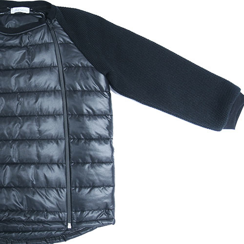 i leoncini Boy Jacket Black (Jas)-2