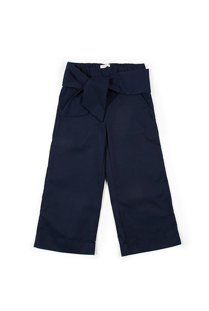 i leoncini Pantalazzo Pique Pants blue (Broek)