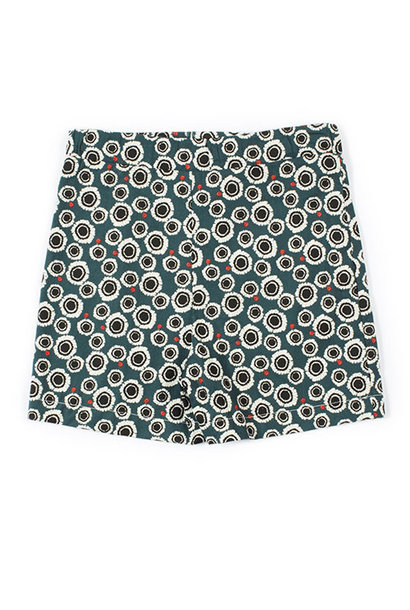 i leoncini Shorts Organic Cotton Macro Fantasy