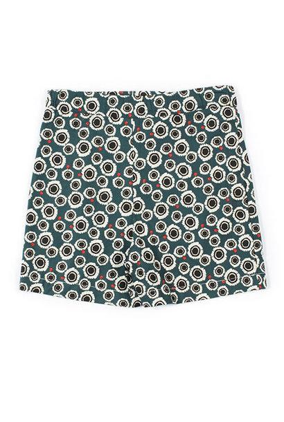 i leoncini Shorts Organic Cotton Macro Fantasy