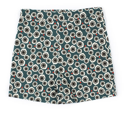i leoncini Shorts Organic Cotton Macro Fantasy-1