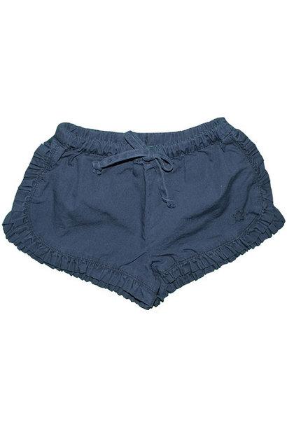Tocoto Vintage Twill Shorts with Frills (Korte Broek)