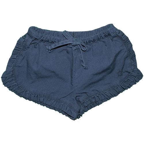 Tocoto Vintage Twill Shorts with Frills (Korte Broek)-1