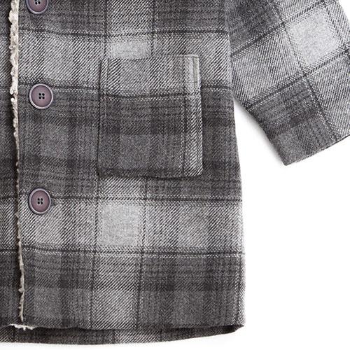 Tocoto Vintage Checkered Coat (Jas)-5