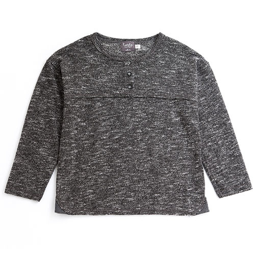 Tocoto Vintage Kid Longsleeve (T-shirt)-1
