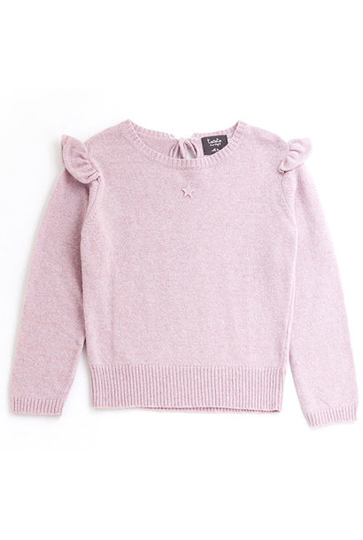 Tocoto Vintage Girl Knitted Cardigan (Trui)