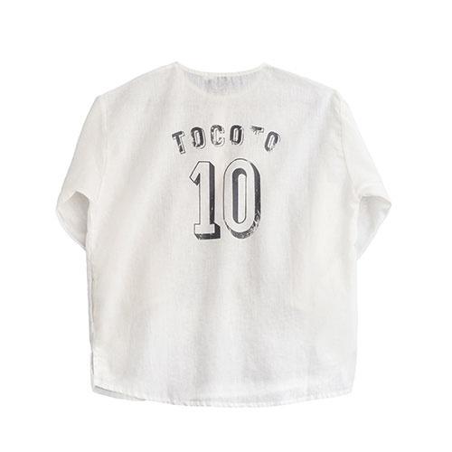 "Tocoto Vintage Back ""Tocot— 10"" Tee (Shirt)-2"