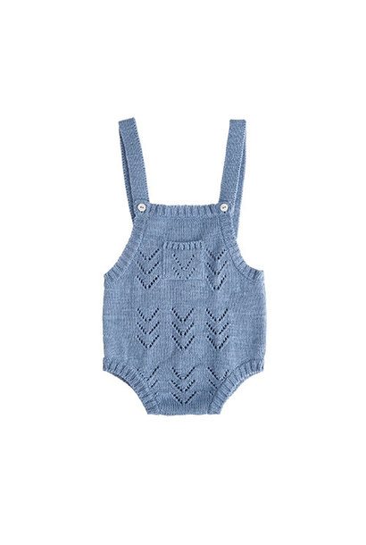 Tocoto Vintage Knitted Body (Romper)