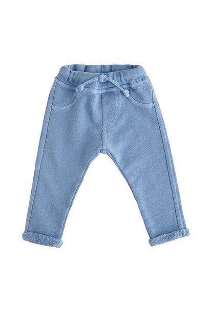 Tocoto Vintage Baby Fleece Pants Blue (Broek)