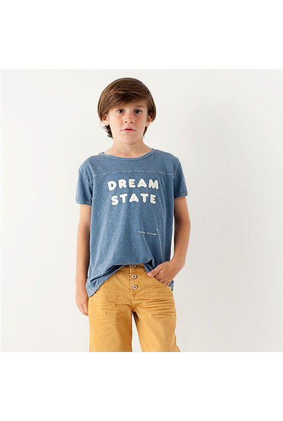 Tocoto Vintage Dream State Shirt Blue (T-shirt)
