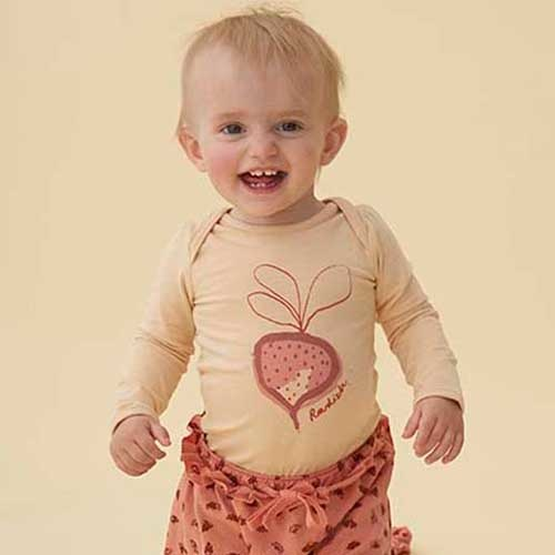 Soft Gallery Bob Body Winter Wheat Radish (Romper)-6