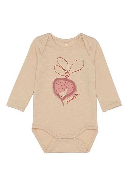 Soft Gallery Bob Body Winter Wheat Radish (Romper)