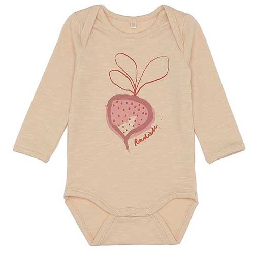 Soft Gallery Bob Body Winter Wheat Radish (Romper)-1