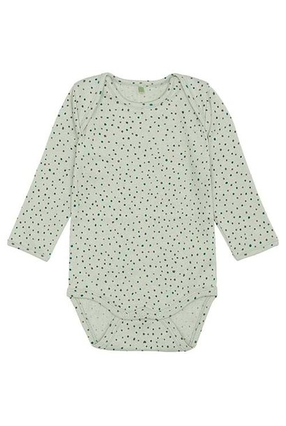 Soft Gallery Bob Body Swamp AOP Trio Dotties (Romper)