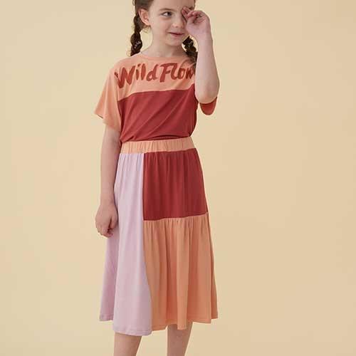 Soft Gallery Florenza Skirt Block SJ SS20 (Rok)-5