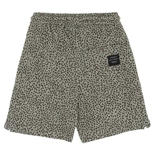 Soft Gallery Alisdair Shorts Shadow AOP Leospot (Korte Broek)-6