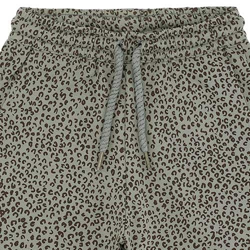 Soft Gallery Alisdair Shorts Shadow AOP Leospot (Korte Broek)-4
