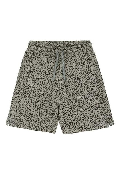 Soft Gallery Alisdair Shorts Shadow AOP Leospot (Korte Broek)