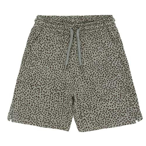 Soft Gallery Alisdair Shorts Shadow AOP Leospot (Korte Broek)-1