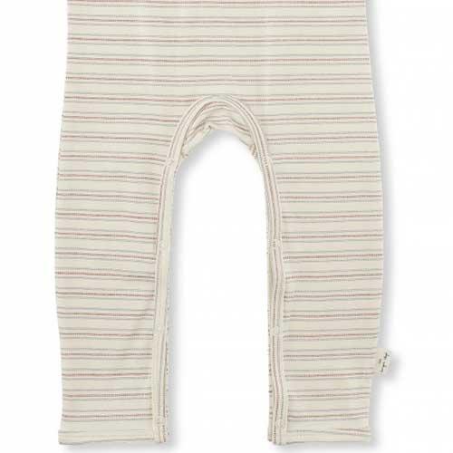 Konges Slojd Hygsoft Deux Vintage Stripe (Romper)-3