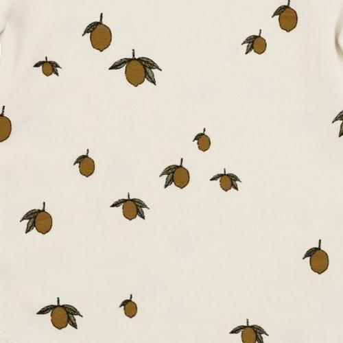 Konges Slojd Body Lemon (Romper)-5