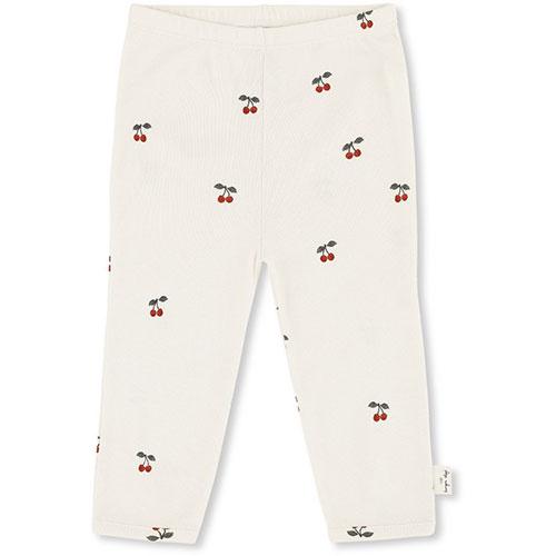 Konges Slojd New Born Pants Cherry (Broek)-1