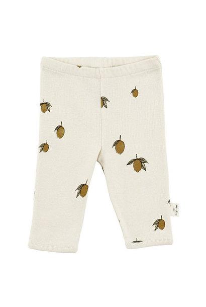 Konges Slojd New Born Pants Lemon (Broek)