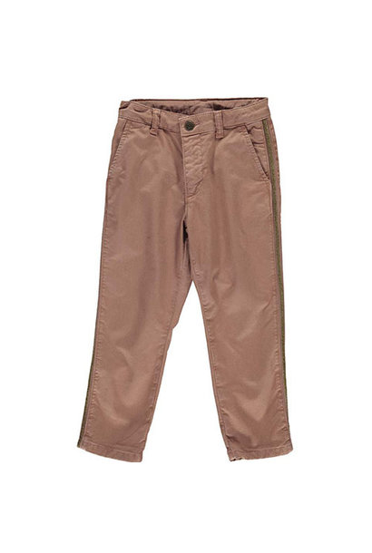 MarMar Copenhagen Paya Chino Twill Pants Rose Nut (Broek)