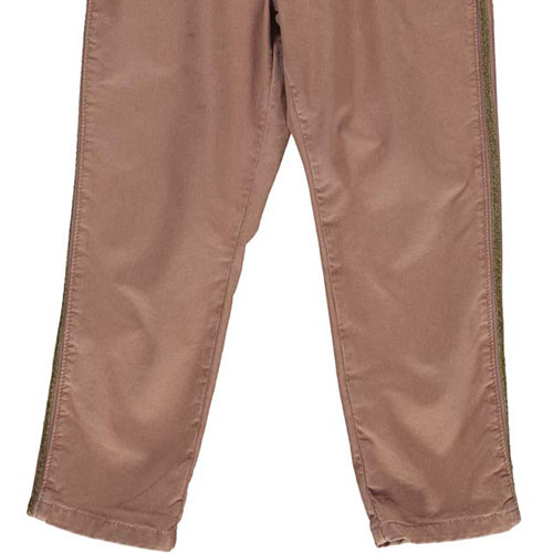 MarMar Copenhagen Paya Chino Twill Pants Rose Nut (Broek)-3