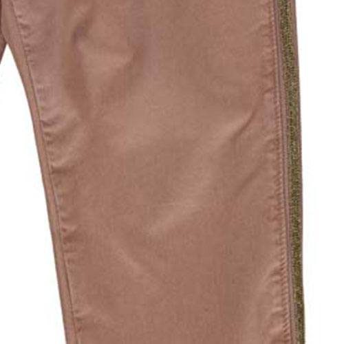 MarMar Copenhagen Paya Chino Twill Pants Rose Nut (Broek)-4