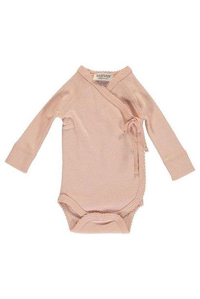 MarMar Copenhagen Belita Newborn Baby Body Rose (Romper)